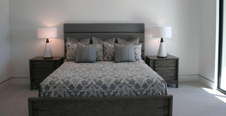 Madison Club bedroom set